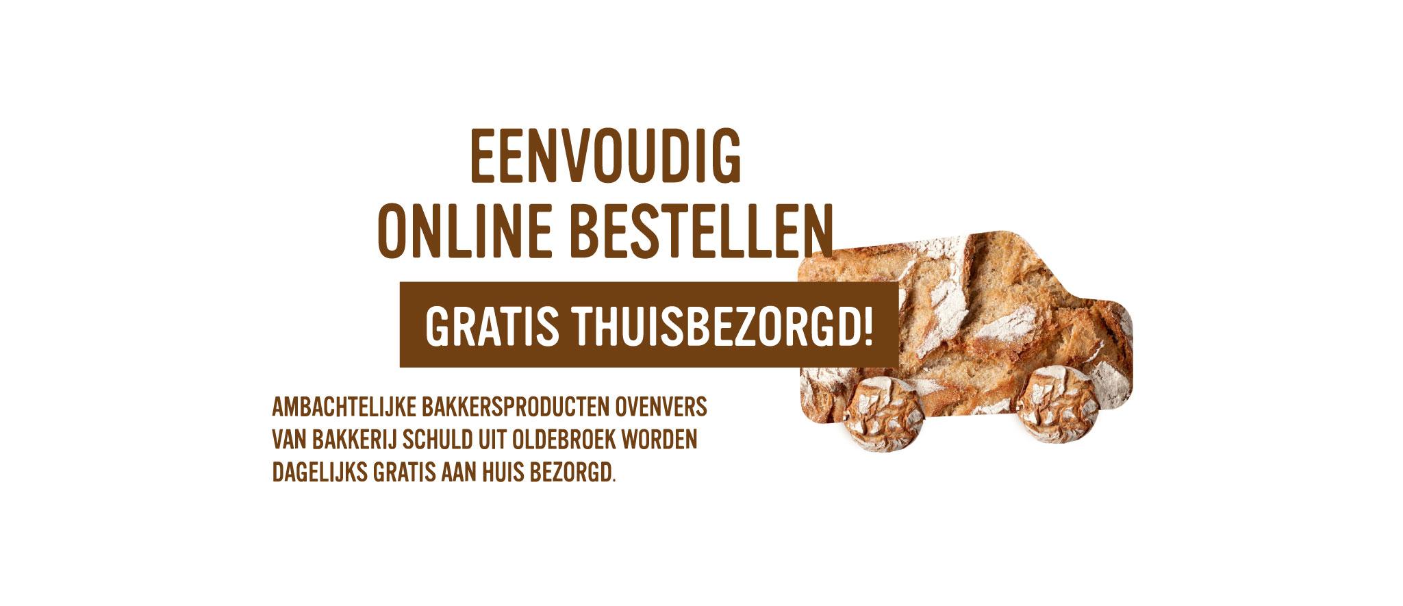 Eenvoudig online bestellen